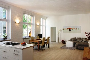 holiday apartments berlin - exclusive loft - apartments - 2 roomed